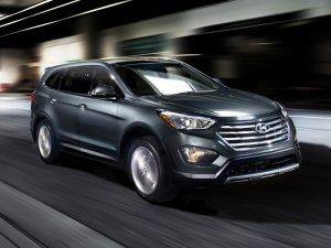 В России стали продавать Hyundai Grand Santa Fe