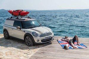 MINI cabrio или clubvan? Выбор зависит только от вас!