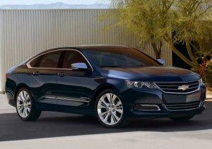 Chevrolet Impala стал двухтопливным