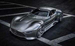 Виртуальный автомобиль Mercedes-Benz AMG Vision Gran Turismo