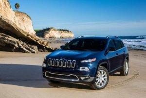 Появились новости об автомобиле Jeep Cherokee