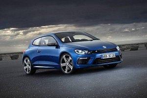 Скоро в продаже появится обновленный Volkswagen Scirocco