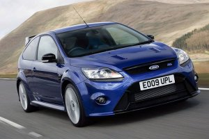 Новый Ford Focus RS появится на следующий год