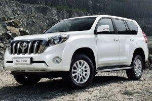 «Каменную» Toyota можно купить и в России