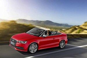 Продвижение кабриолетов Audi  в России