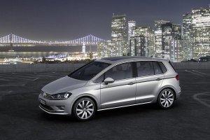Volkswagen объявила о выпуске новой модели Golf Sportsvan