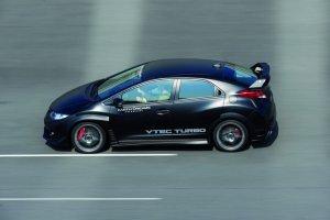 Honda Civic Type-R появится в Женеве