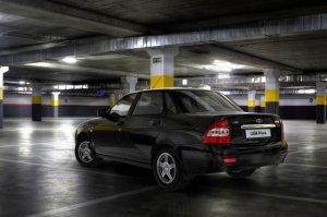 Lada Vesta и проблемы с запчастями