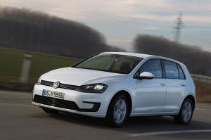 Придумано название для заряжаемого хэтчбека Volkswagen Golf