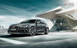 Новый Audi RS6 теперь имеет мощность 730 лошадиных сил
