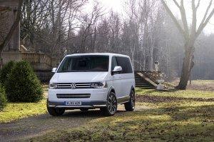 Концептуальный фургон Volkswagen Multivan Alltrack