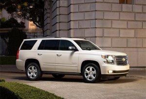 Старт продаж Chevrolet Tahoe в России намечен на 2015 год