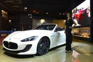 Серийный Maserati Levante появится в 2015-м году