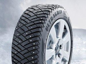 Компания Goodyear представила новые зимние шины UltraGrip Ice 2
