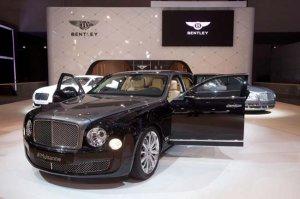 В России открывается третий по счету дилерский центр Bentley Motors