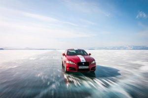 На Байкале зарегистрирован еще один рекорд скорости на льду