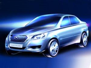 Скоро в России появятся первые модели Datsun