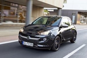 Opel Adam стал внедорожником