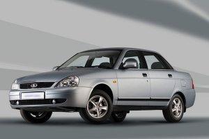 Lada Priora с газовой установкой не будет запущена в серийное производство