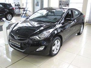 Новая Hyundai Elantra: уже в России