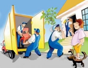 Как быстро перевезти квартиру или офис в другую страну?