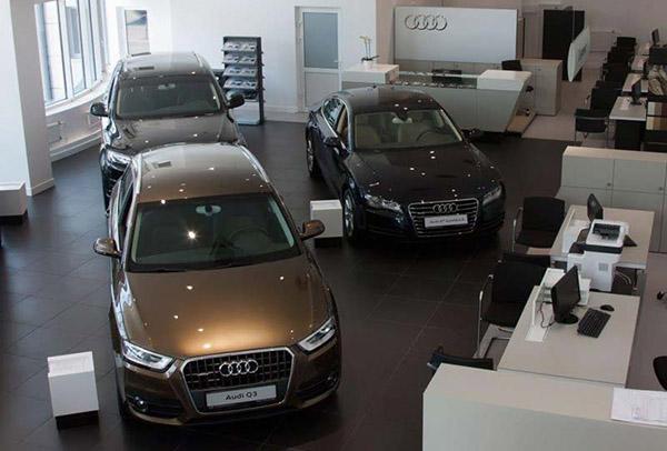 В Москве открылся новый дилерский центр Audi » Автоклуб Z.lo ... 32e22f4dabe