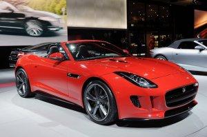 О чем не расскажут фотографии Jaguar f-type