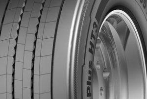 Continental представляет новые грузовые шины
