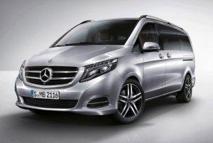 Обнародованы российские цены на Mercedes-Benz V-Class