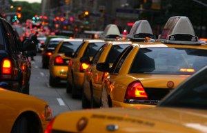 Все такси, не выкрашенные в нужный цвет, будут запрещены