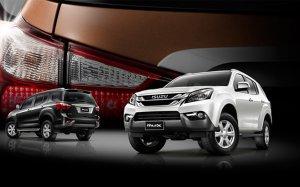 Компания Isuzu представит ряд новинок на предстоящем автосалоне