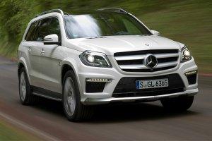 Новый Mercedes GL-класса