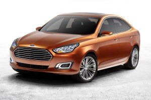 Ford Escort представят в Китае