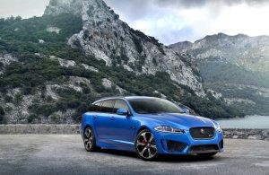 Компания Jaguar представила усиленный универсал XFR-S Sportbrake