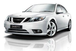 Анонсировано появление электрокаров Saab 9-3