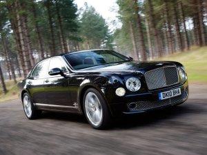 Bentley Mulsanne получит гибридный двигатель