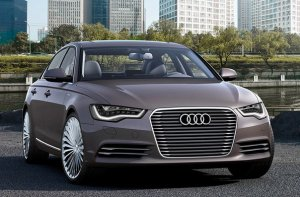 Audi A6 L – e-tron пойдет в серию