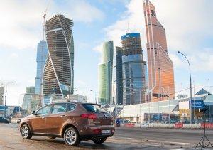 Стала известна стоимость парковки в районе «Москва-Сити»