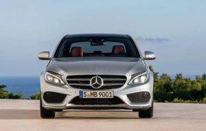Внешность нового универсала Mercedes-Benz C-Class рассекречена фотошпионами