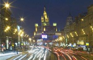 В центре Москвы снизят максимальную скорость