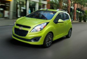 В России будут отозваны автомобили Chevrolet Spark