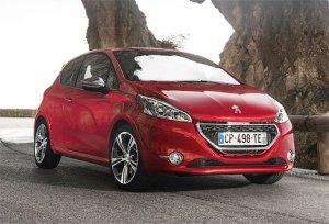 Объявлены российские цены на автомобиль Peugeot 208 GTi