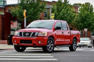 Новое поколение Nissan Titan появится в 2015-м году