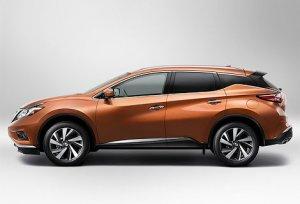 Рассекречен Nissan Murano следующего поколения