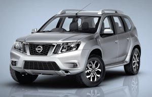 Nissan Terrano - главный конкурент Дастера