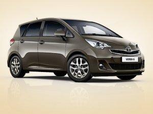 Toyota представила обновленную версию Verso-S