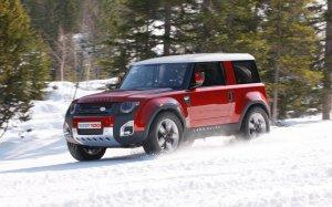 Land Rover выпустит кроссовер Landy