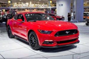 Сделать предзаказ на Ford Mustang можно прямо сейчас