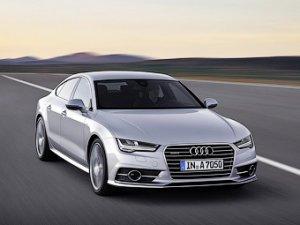 Прошло плановое обновление автомобиля Audi A7 Sportback