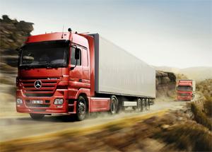 Как заказать перевозку груза автомобильным транспортом?